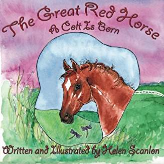 The Great Red Horse: A Colt is Born (Volume 1)
