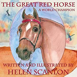 The Great Red Horse: A World Champion (The Great Red Horse) (Volume 2)